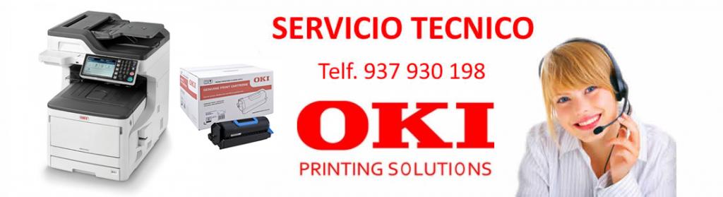 servicio tecnico oki en barcelona